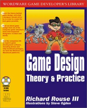 LudoScience Game Design Theory Practice Book Reference - Game design theory