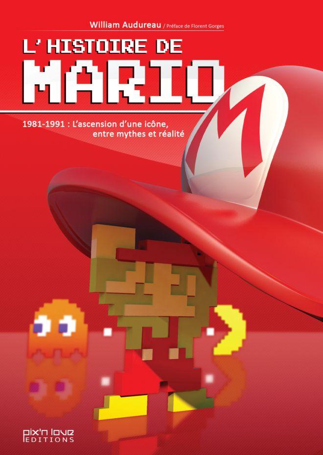 L'histoire de Mario - éditions Pix N'Love