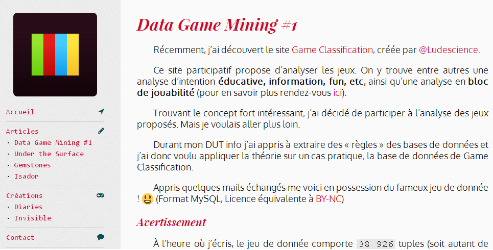 Axel RB - Gale Classification Data Mining