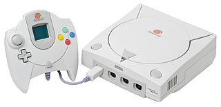 Sega Dreamcast - le chant du cygne